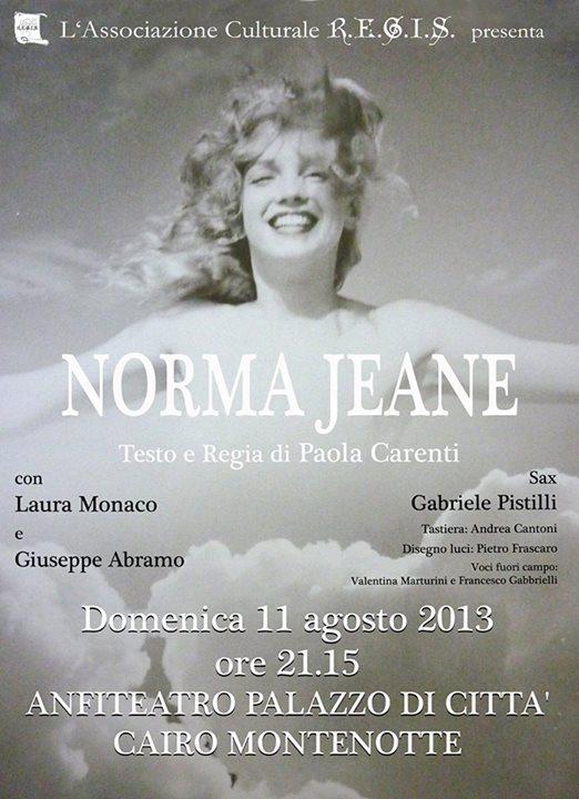 Norma Jeane (Cairo Montenotte)
