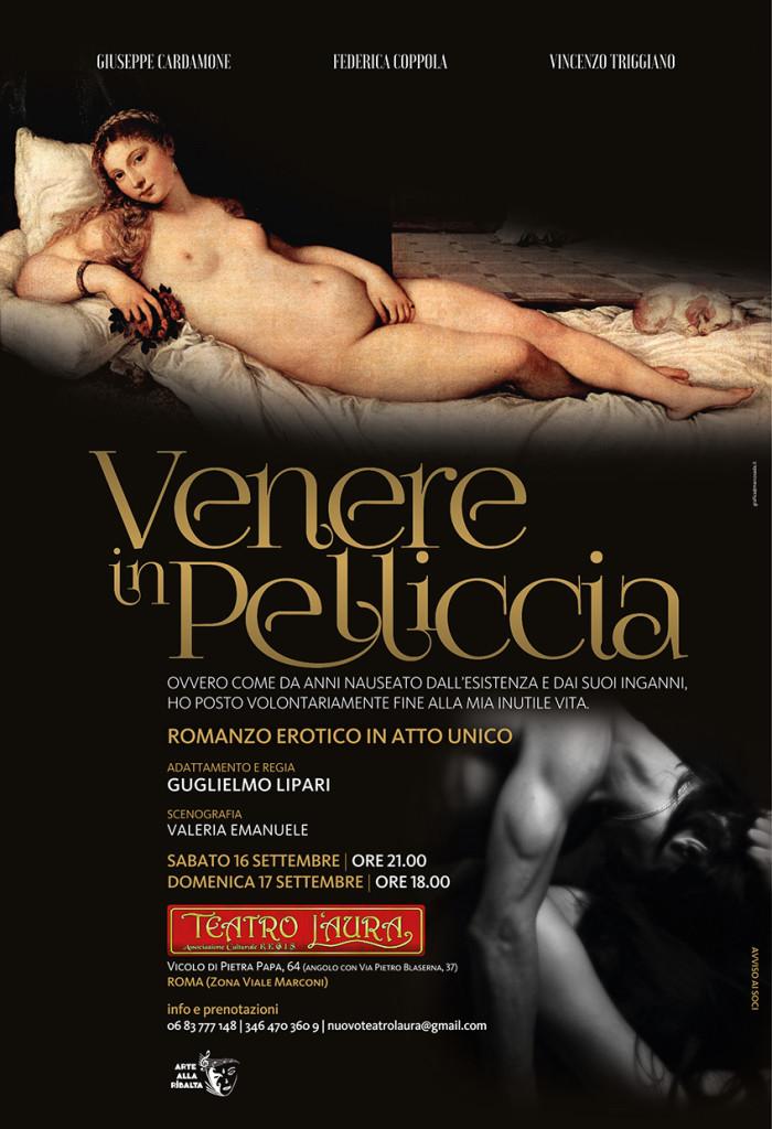 VenereInPelliccia_TeatroL'Aura